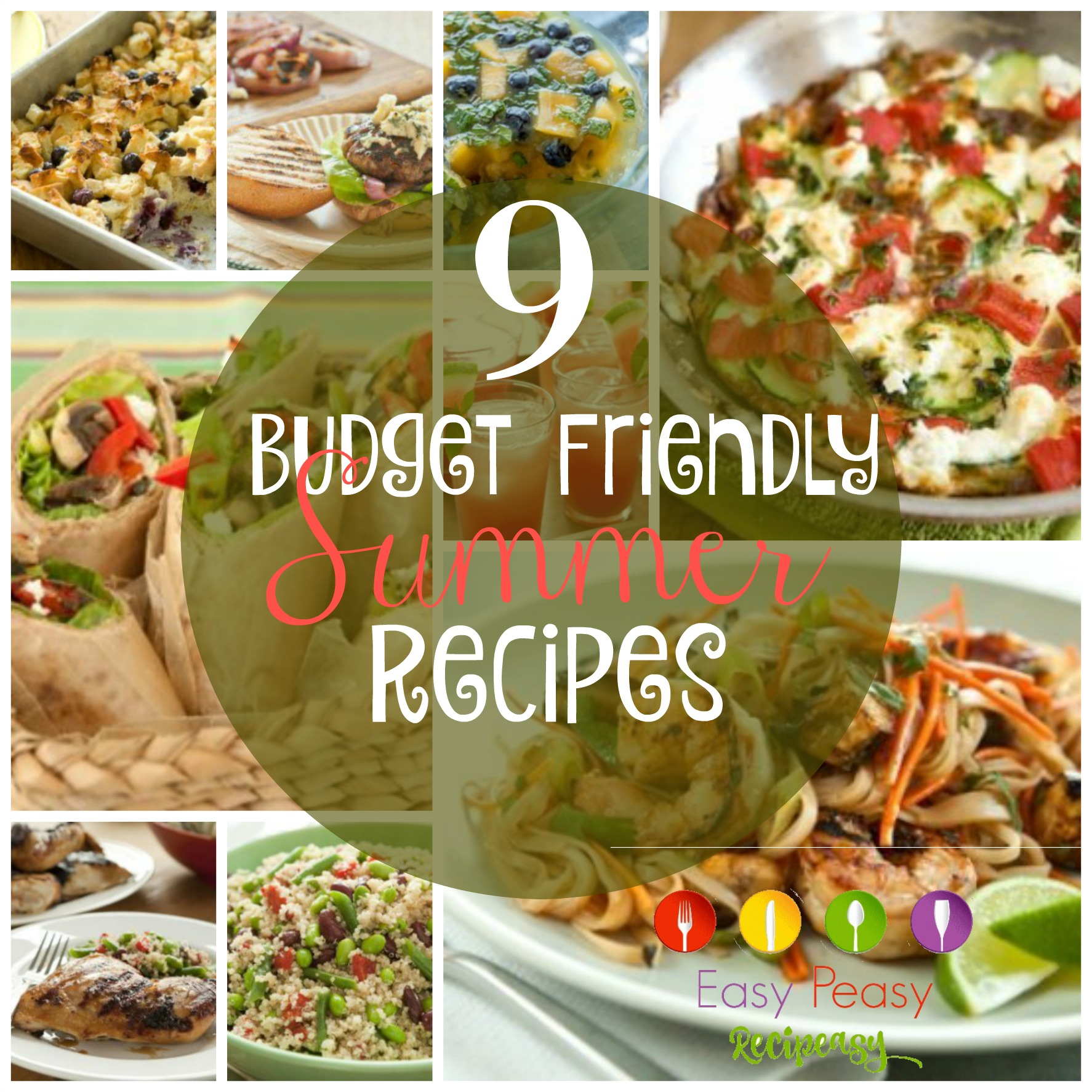 35 Make Ahead Camping Recipes For Easy Meal Planning: 9 Budget Friendly Summer Recipes